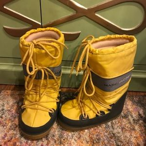 Marc jacobs moon boots/ snow boots